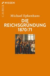 Die Reichsgründung 1870/71 Cover