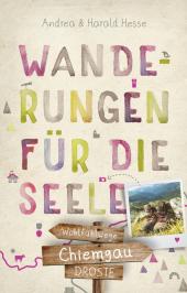 Chiemgau. Wanderungen für die Seele Cover