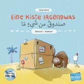 Eine Kiste Irgendwas, Deutsch-Arabisch, m. Audio-CD