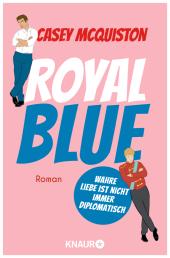 Royal Blue Cover