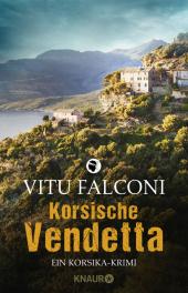 Korsische Vendetta Cover