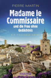 Madame le Commissaire und die Frau ohne Gedächtnis Cover