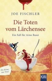 Die Toten vom Lärchensee Cover