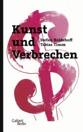 Kunst und Verbrechen Cover