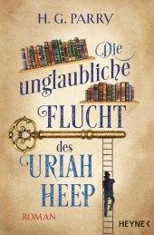 Die unglaubliche Flucht des Uriah Heep Cover