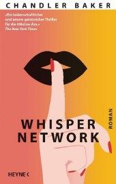 Whisper Network Cover