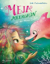 Meja Meergrün rettet den kleinen Delfin Cover