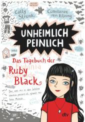 Unheimlich peinlich - Das Tagebuch der Ruby Black Cover