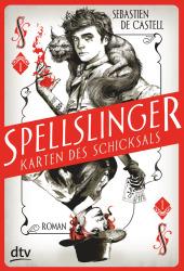 Spellslinger - Karten des Schicksals Cover