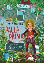 Paula Prima und der Klassendieb Cover