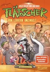 Flätscher - Von Lehrern umzingelt Cover