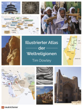 Illustrierter Atlas der Weltreligionen Cover