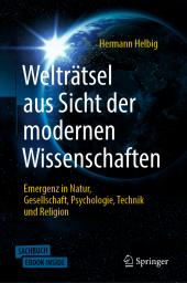 Welträtsel aus Sicht der modernen Wissenschaften, m. 1 Buch, m. 1 E-Book