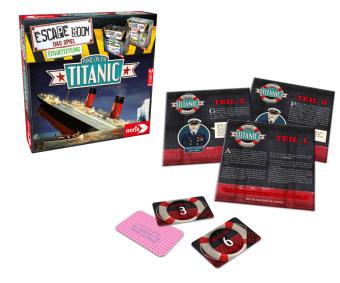Escape Room Panic on the Titanic (Spiel)