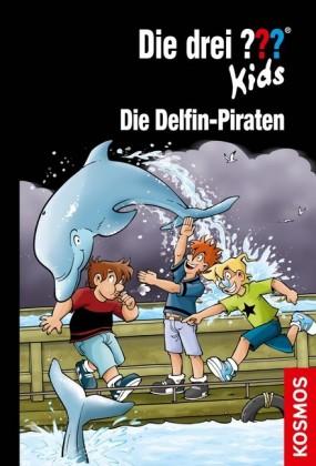 Die drei ??? Kids, 82, Die Delfin-Piraten (drei Fragezeichen Kids)