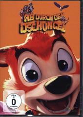 Ab durch den Dschungel - for Kids!, 1 DVD