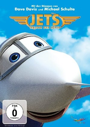 Jets - Helden der Lüfte - for Kids!, 1 DVD