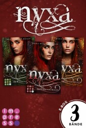 Nyxa: Sammelband der drachenstarken Fantasy-Serie (Band 1-3)