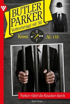 Butler Parker 178 - Kriminalroman