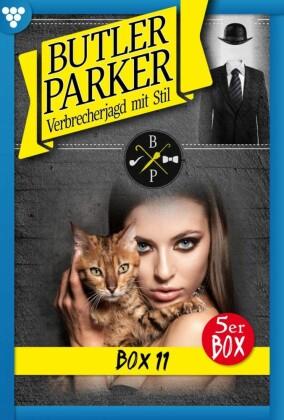 Butler Parker 11 - Kriminalroman