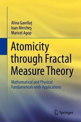 Atomicity through Fractal Measure Theory