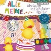 Alle meine Geburtstags- und Partylieder-Klassiker, 1 Audio-CD