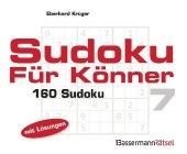 Sudoku für Könner 7