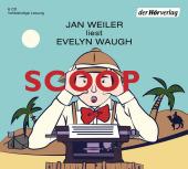 Scoop, 7 Audio-CD Cover