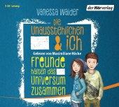 Die Unausstehlichen & ich - Freunde halten das Universum zusammen, 3 Audio-CD