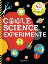 Coole Science-Experimente Cover