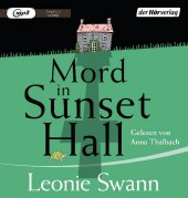 Mord in Sunset Hall, 1 Audio, MP3 Cover