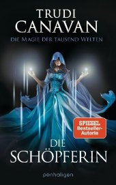 Die Magie der tausend Welten - Die Schöpferin Cover