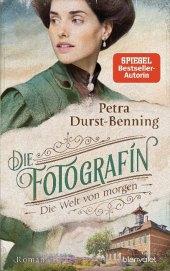 Die Fotografin - Die Welt von morgen Cover