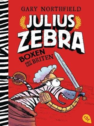 Julius Zebra - Boxen mit den Briten