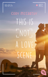 This is (not) a love scene Cover