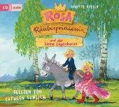 Rosa Räuberprinzessin und der kleine Lügenbaron, 1 Audio-CD Cover