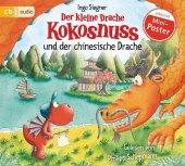 Der kleine Drache Kokosnuss und der chinesische Drache, 1 Audio-CD Cover