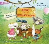 Benny und die Waschbärbande, 1 Audio-CD Cover