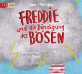 Freddie und die Bändigung des Bösen, 4 Audio-CD