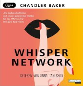 Whisper Network, 2 Audio-CD, MP3