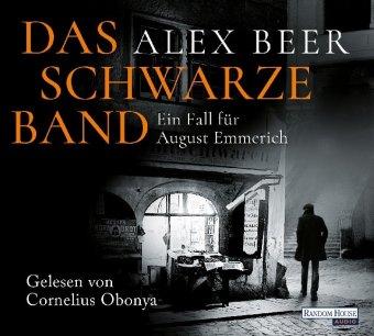 Das schwarze Band, 6 Audio-CD