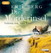 Die Mörderinsel, 1 Audio-CD, MP3 Cover