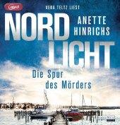 Nordlicht - Die Spur des Mörders, 2 Audio-CD, MP3