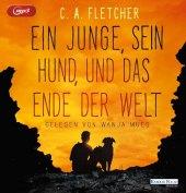 Ein Junge, sein Hund und das Ende der Welt, 2 Audio-CD, MP3 Cover