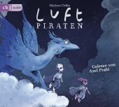 Luftpiraten, 4 Audio-CD Cover