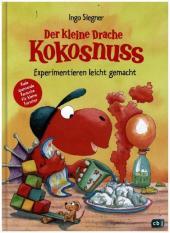 Der kleine Drache Kokosnuss - Experimentieren leicht gemacht Cover