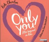 Only You, 6 Audio-CD Cover