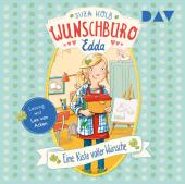 Wunschbüro Edda - Eine Kiste voller Wünsche, 1 Audio-CD Cover