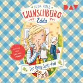 Wunschbüro Edda - Der Oma-Sissi-Fall, 1 Audio-CD Cover
