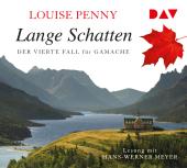 Lange Schatten. Der vierte Fall für Gamache, 8 Audio-CD
